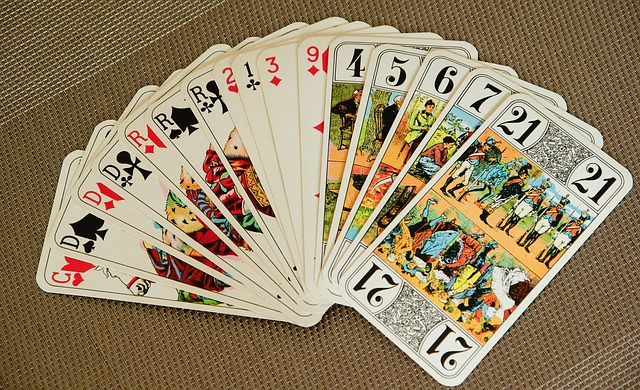 Various Kinds of Card Games